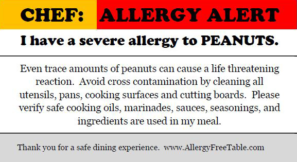 Can You Take Benadryl For A Food Allergy