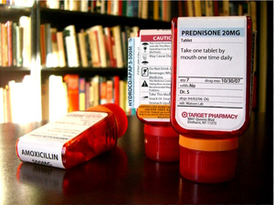Make sure your prescription bottles are properly labeled