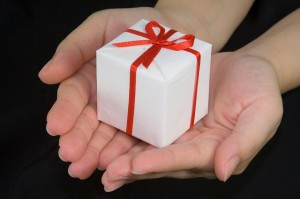 Russians take great pleasure in giving and receiving gifts in a business setting