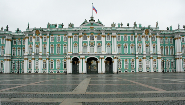 Winter Palace, St. Petersburg, Russia