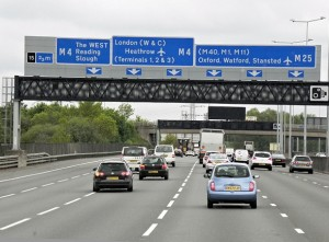 UK motorway