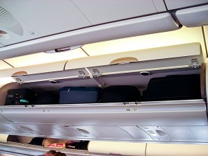 Luggage compartment