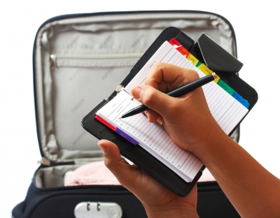 Travel Cheat Sheet of the Month: 5 Ways to be a Carry-on Business Traveler