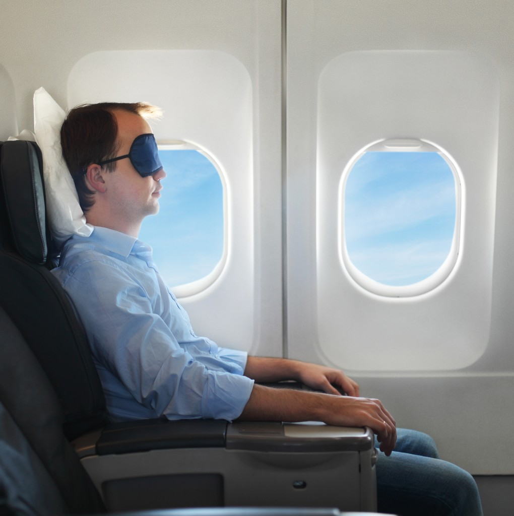 Travel Cheat Sheet of the Month: 7 Tips for Nervous Fliers