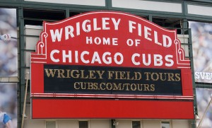 Chicago Wrigley Field