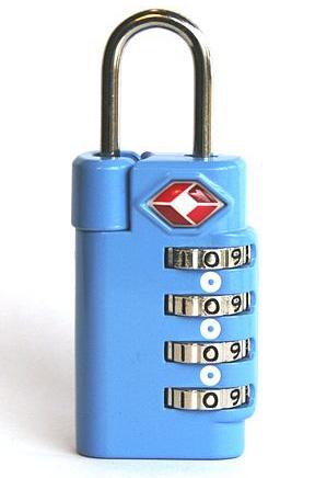 Baggage lock