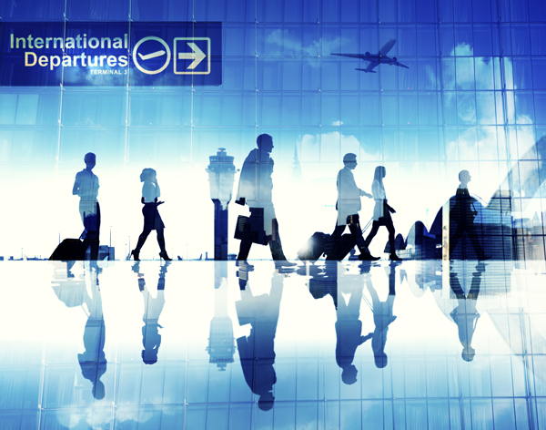 International business travel