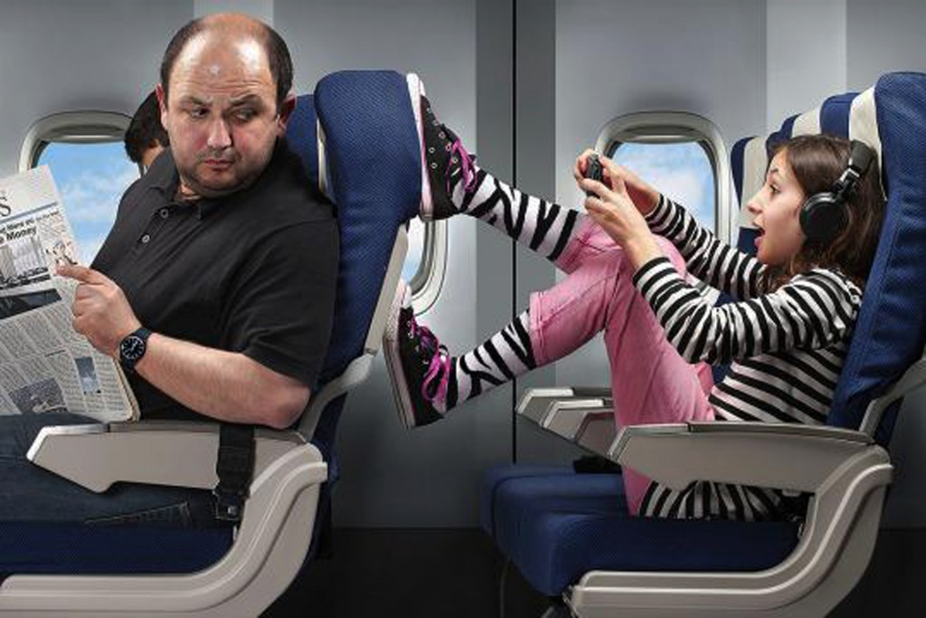 Air Travel Etiquette: 5 Ways to Be a Better Passenger