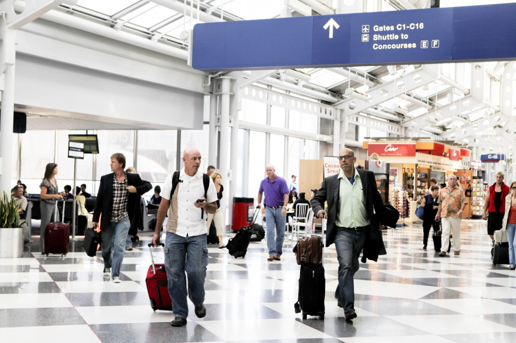 Airport Security: 'New World' Considerations for Your Travelers