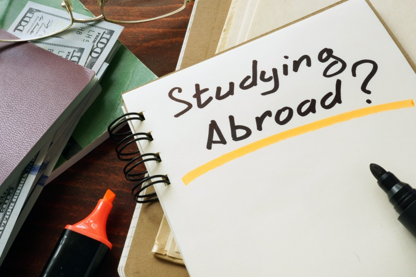Study Abroad Notebook
