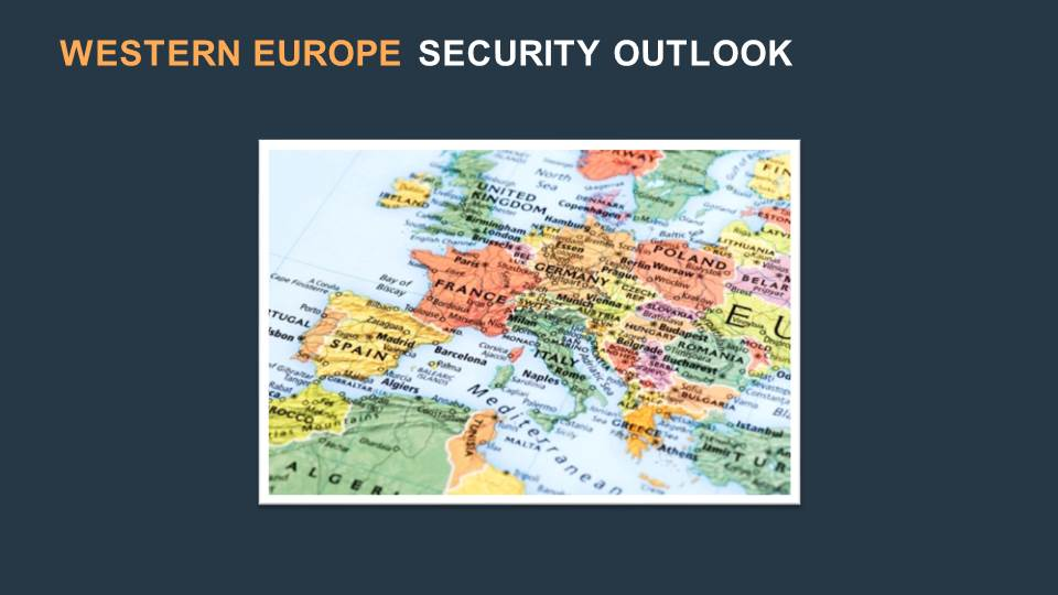 Europe security outlook