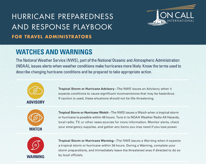 Get Ahead of the Storm: Hurricane Preparedness & Response