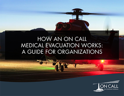 Behind the Scenes: How a Medical Evacuation Works