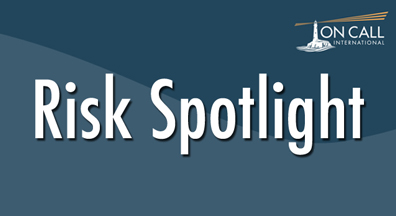 Monthly Risk Spotlight: October