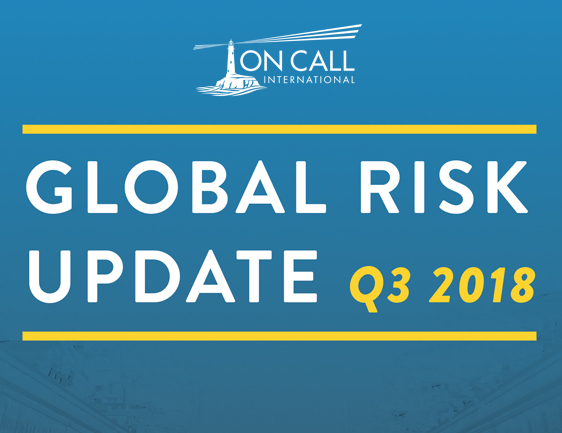 Trends & Developments in Global Risk [Free Q3-2018 Report]