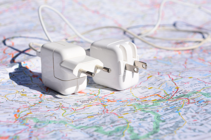 Electrical Guide: How to Keep Your Devices Charged Around the World