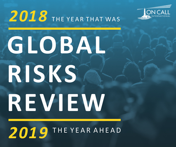 The Latest Topics (and Hottest Trends) in Travel Risk Management <Complimentary Report>
